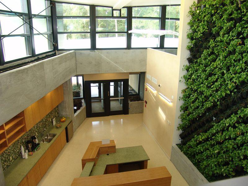 Atrium from Mezzanine