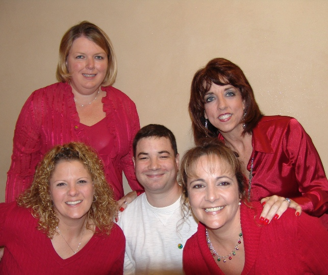 Red Shirt Ladies